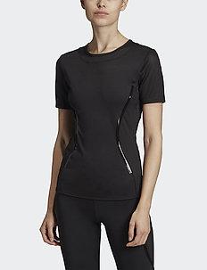 P ESS TEE - t-shirty - black