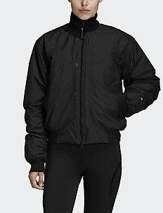 BOMBER JKT - sports jackets - black