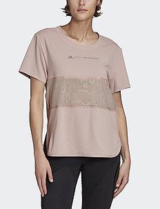 LOOSE TEE - t-shirty - icepnk