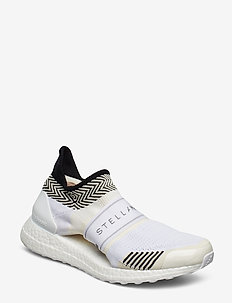 Ultraboost X 3D W - training shoes - cwhite/cwhite/radora