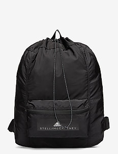 GYMSACK - trainingstassen - black/white