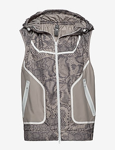 AZ VEST - training jackets - lbrown/explo