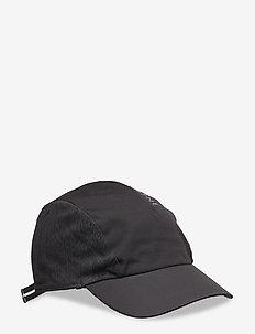 RUN CAP SNAKE - BLACK