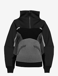 URBXTR KM HZ - hoodies - black/ash
