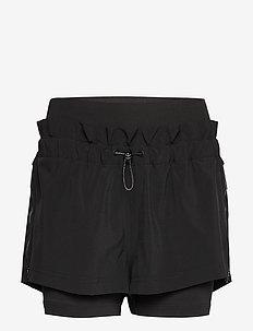 HIIT SHORT - trainings-shorts - black