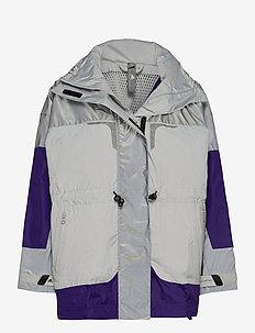 URBXTR SH JKT - vestes d'entraînement - refsil/clonix/cpurpl