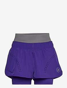 TRUEPUR SHORT - training shorts - cpurpl/granit