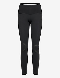 TP TIGHT P.BLUE - running & training tights - black