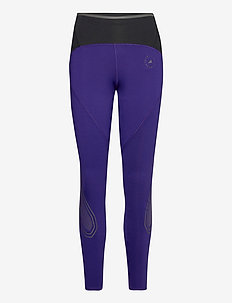 TRUEPACE C.R TI - running & training tights - cpurpl/black