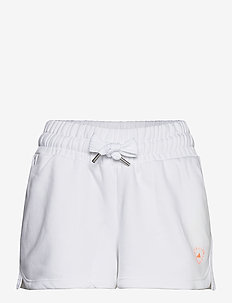 SWEAT SHORT - training shorts - white