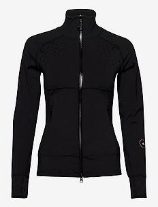 TruePurpose Midlayer Jacket W - collegepaidat ja hupparit - black