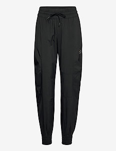WOVEN PANT - sportbukser - black
