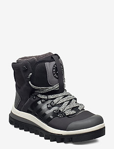 Eulampis Boot - fjell- og vandresko - cblack/utiblk/granit