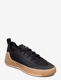 aSMC Treino - lage sneakers - cblack/cblack/owhite
