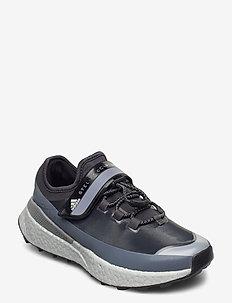 Outdoor BOOST S. - running shoes - ngtste/ntgrey/plamau