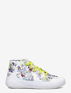 Treino Mid-Cut W - training schoenen - ftwwht/cblack/aciyel