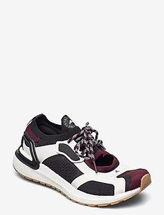 Ultraboost Sandals W - training shoes - cblack/maroon/cblack