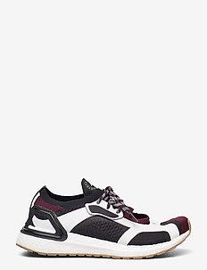 Ultraboost Sandals W - treningssko - cblack/maroon/cblack