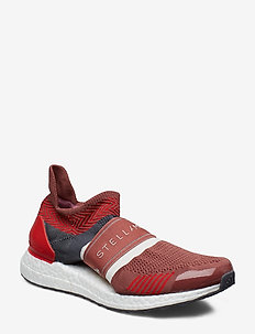 UltraBOOST X 3.D. S. - CLARED/INTPNK/RED