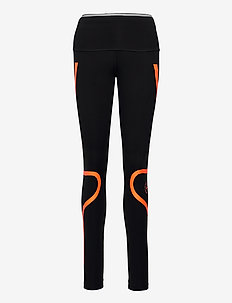TP TIGHT P.BLUE - running & training tights - black/apsior