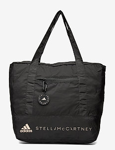 MEDIUM TOTE - casual shoppers - black/white