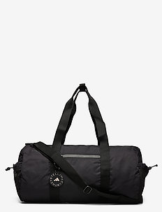 ROUND DUFFEL S - treningsbagger - black/sofpow
