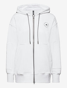 Sportswear Hooded Sweatshirt W - sweatshirts en hoodies - white