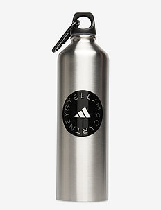 aSMC BOTTLE - water bottles & thermoses - msilve/black