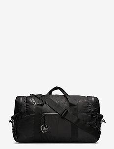 Squared Studio Bag W - weekend bags - black/matblk/black