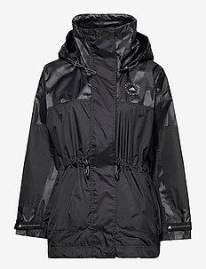 TruePace Jacquard Jacket W - parkasjackor - black