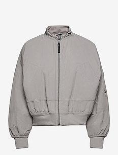 Woven Bomber Jacket W - bomber jackets - dovgry