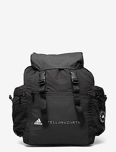 Backpack W - nyheder - black/black/white/whi
