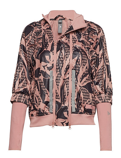 Run Jacket Outerwear Sport Jackets Pink ADIDAS BY STELLA MCCARTNEY