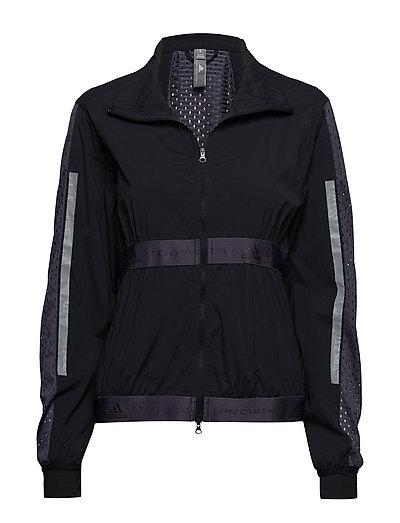 Run Light Jacke Outerwear Sport Jackets Schwarz ADIDAS BY STELLA MCCARTNEY