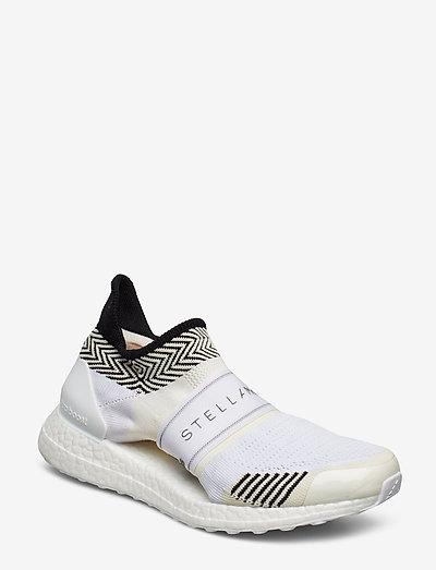 Ultraboost X 3D W - training shoes - cwhite/cwhite/radora