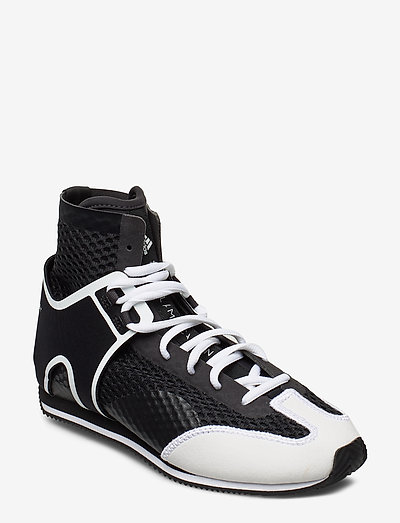 Boxing Shoe S. - training shoes - blkwhi/ftwwht/peagry