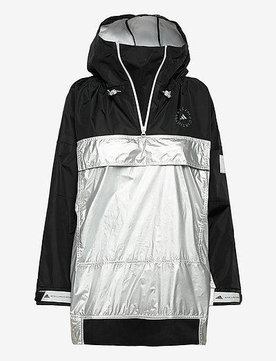 URBXTR PULLON - training jackets - black/metsil