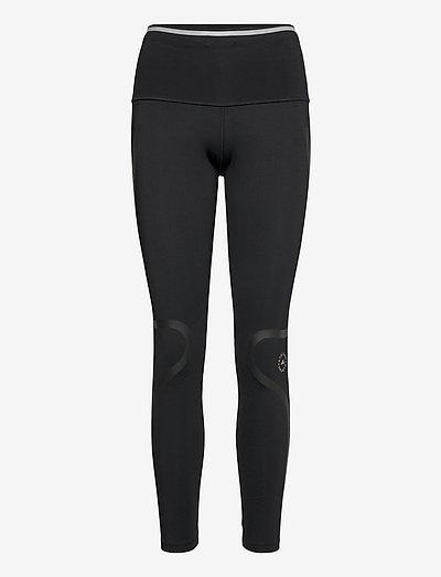 TruePace Long Tights W - collants d'entraînement - black