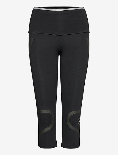 TruePace 3/4 Tights W - running & training tights - black