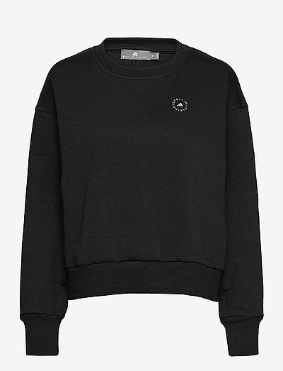Sweatshirt W - sweatshirts & hoodies - black