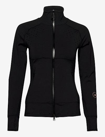 TruePurpose Midlayer Jacket W - sweatshirts & hoodies - black