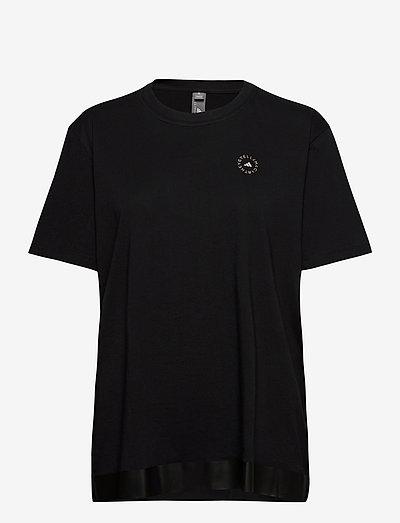 Cotton T-Shirt W - t-shirts - black
