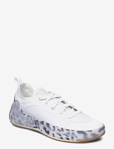 Treino S. - training shoes - ftwwht/cblack/sigorg