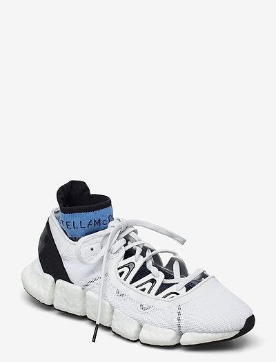 Vento W - running shoes - ftwwht/cblack/stoblu