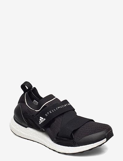 Ultraboost X W - running shoes - cblack/cblack/ftwwht