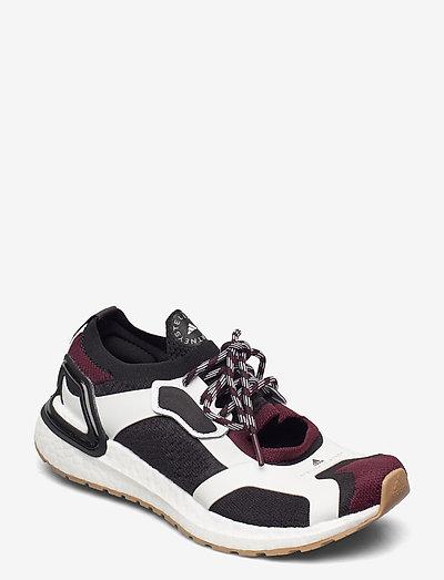 Ultraboost Sandals W - trainingsschuhe - cblack/maroon/cblack