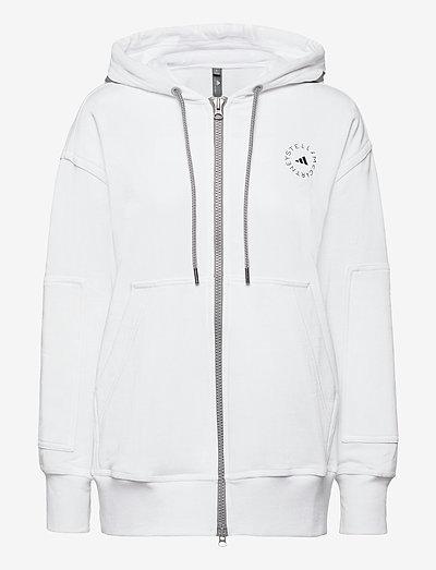 Sportswear Hooded Sweatshirt W - sweatshirts & hoodies - white