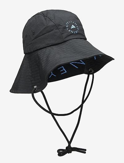 Bucket Hat W - bucket hats - black/stoblu