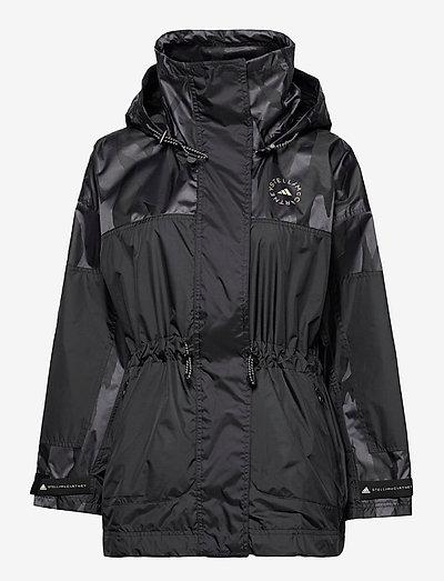TruePace Jacquard Jacket W - parki - black