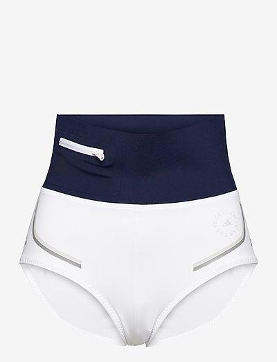BeachDefender Bikini Bottoms W - bikini bottoms - white/conavy